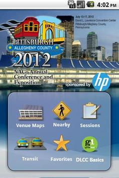 2012 NACo Annual Conference poster