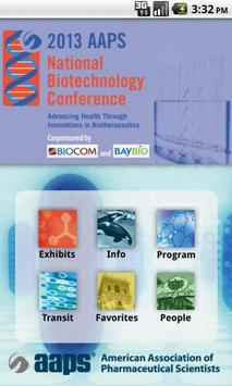 AAPS National Biotechnology poster