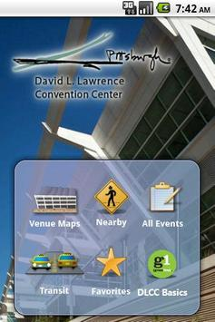 Pittsburgh Convention Center poster