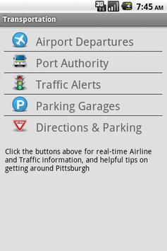 Pittsburgh Convention Center apk screenshot