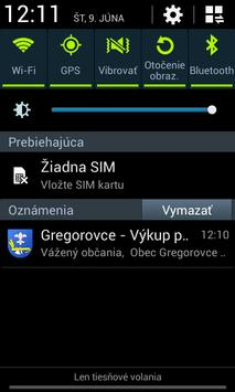 Gregorovce apk screenshot