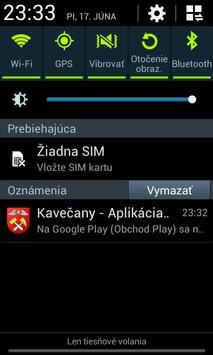 Košice - Kavečany apk screenshot