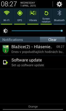 Moja Obec apk screenshot