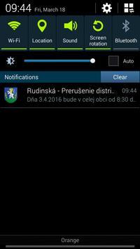 Rudinská apk screenshot