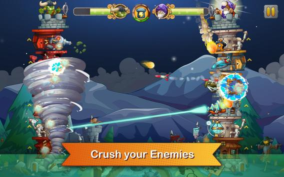 Tower Crush apk screenshot