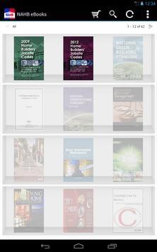 NAHB eBooks apk screenshot