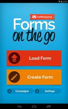 Forms on the Go apk screenshot