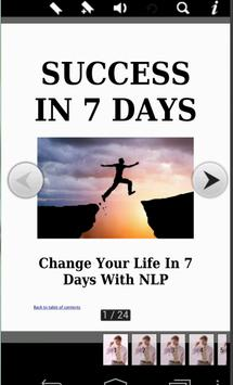 improve your life in 7 days poster