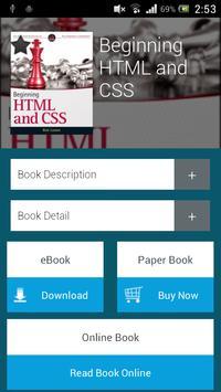 eBooks For Programmers apk screenshot