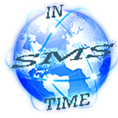 In Time SMS icon