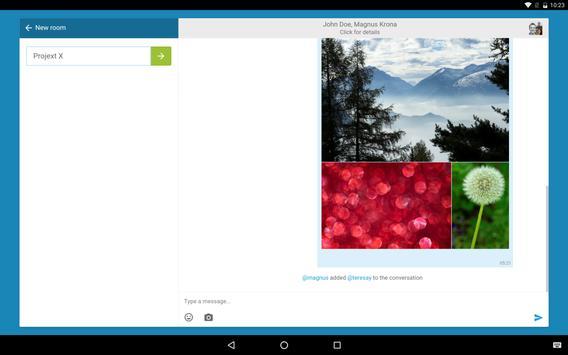 Incentive Messenger apk screenshot