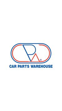 Car Parts Warehouse Rewards poster