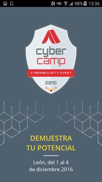 CyberCamp poster