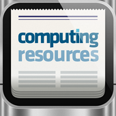 Computing Resources IT Library icon