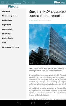 Risk.net apk screenshot
