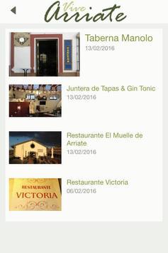 Vive Arriate apk screenshot