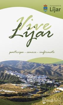 Vive Líjar poster