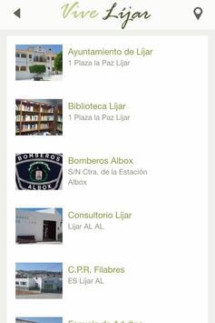 Vive Líjar apk screenshot