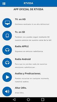 Radio Televisión Vida apk screenshot