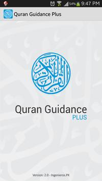Quran Guidance Plus poster