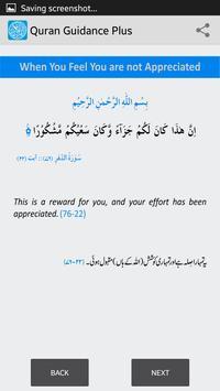 Quran Guidance Plus apk screenshot