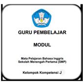 Modul GP B.Inggris SMP KK-J icon
