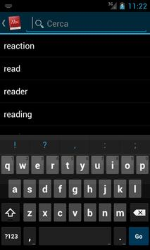 English Dictionary 3000 apk screenshot