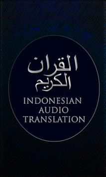 Quran Indonesia Mp3 poster