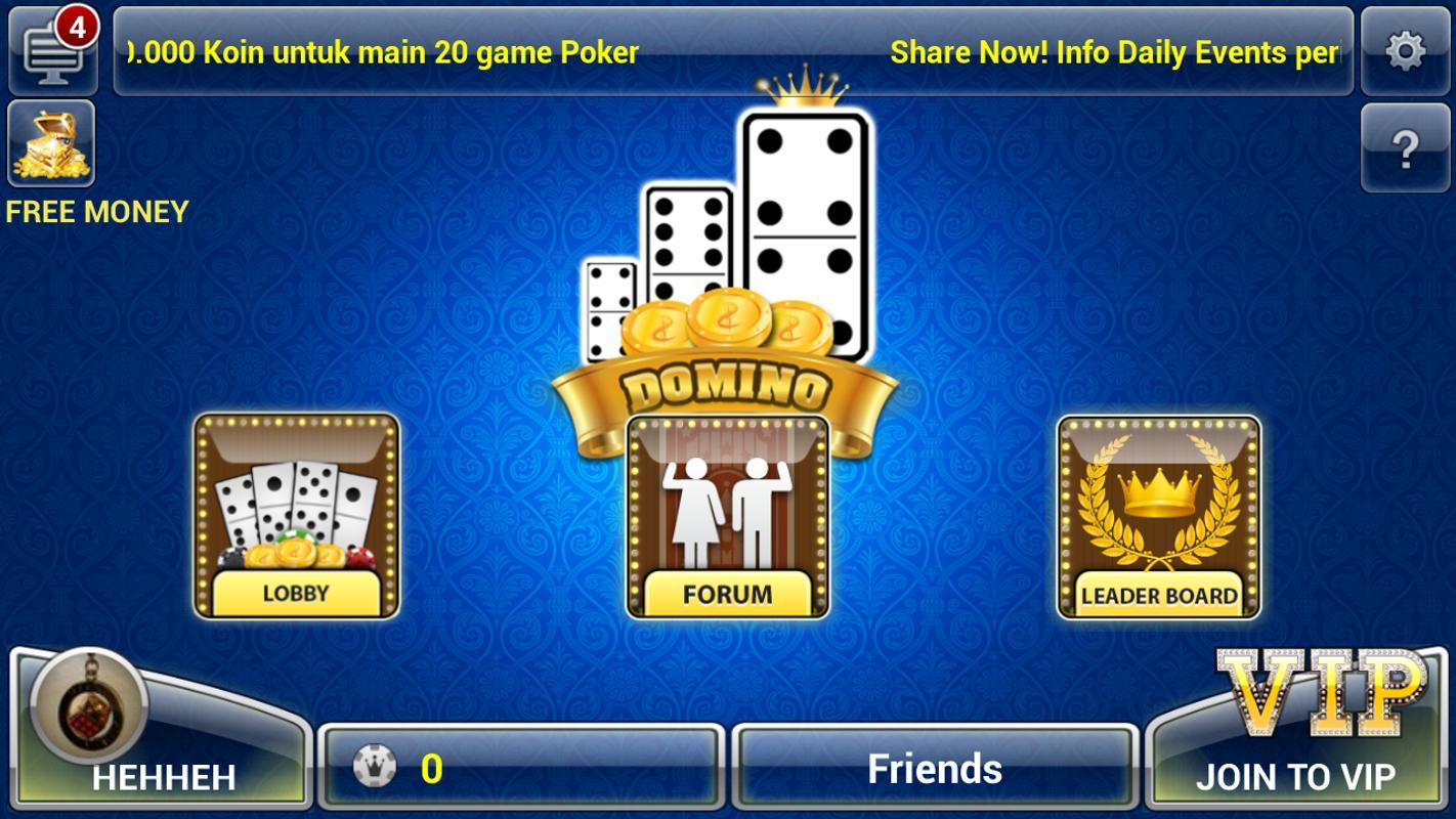 Domino Qiu Qiu : 99,kiu kiu APK Download - Free Card GAME