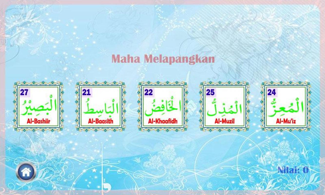 Belajar Asmaul Husna APK Download - Free Education APP for Android ...