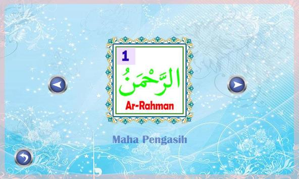 Belajar Asmaul Husna APK Download - Free Education APP for Android ...