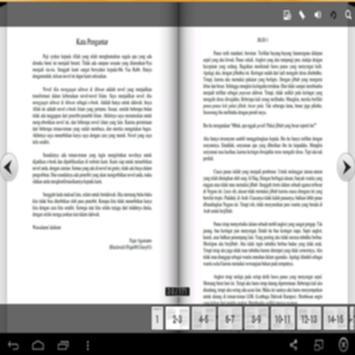 Bidadari Untuk Ikhwan - Novel apk screenshot