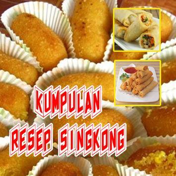 Indonesian Cassava Recipe Joss apk screenshot