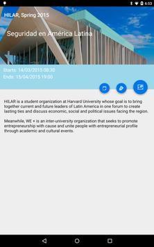 HILAR Spring 2015 apk screenshot