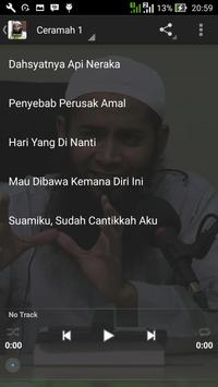Ceramah Syafiq Reza Basalamah poster