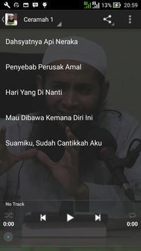 Ceramah Syafiq Reza Basalamah apk screenshot