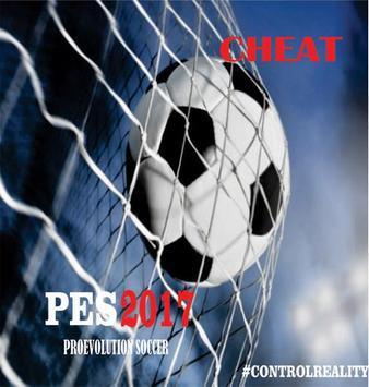 Cheats PES 2017 poster
