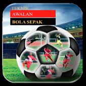 Teknik Awalan Bola Sepak icon