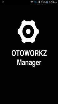 otoworkz manager poster