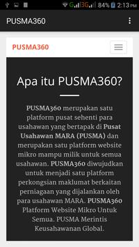 PUSMA360 apk screenshot