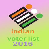 All india voter list 2016 icon