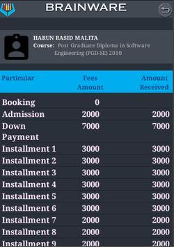 Brainware apk screenshot