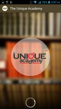 The Unique Academy poster