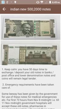 Convert black money to white apk screenshot