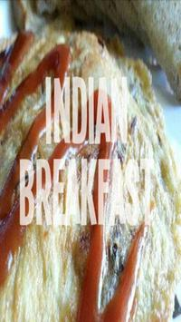 Indian Breakfast Recipes poster