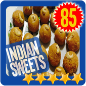 Indian Sweet Recipes icon