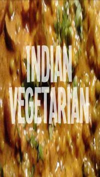 Indian Vegetarian Recipes poster