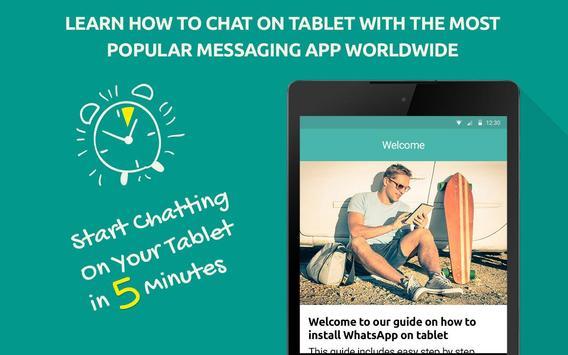 WaTab - Guide for Tablet apk screenshot
