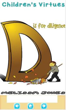 Virtues - D is for Diligence poster