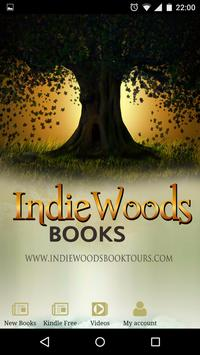 Indie Woods Books poster